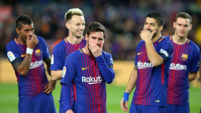 Barca hơn Real 11 điểm: Trọng tài trong tâm bão, El Clasico dễ sinh biến - 2