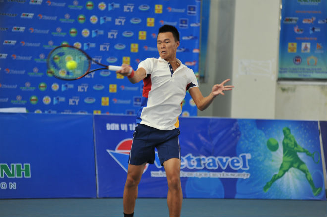 Giải tennis các cây vợt xuất sắc Việt Nam: Hạt giống số 1 gây sốc 1