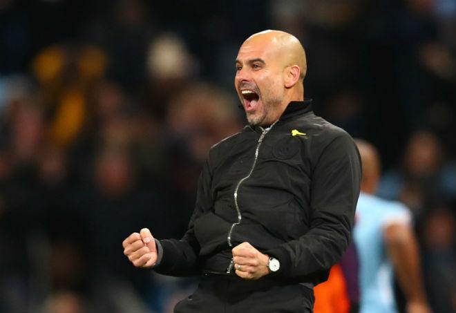 """Man City """"thưởng"""" Pep 100 triệu bảng: Xây đế chế như MU - Sir Alex - 1"""