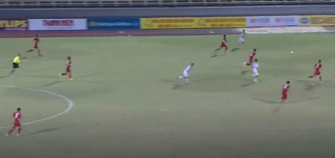 U21 Việt Nam - U19 Việt Nam: Tấn công vũ bão, tiệm cận chung kết - 1