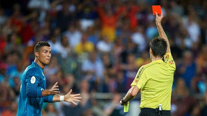 """Kinh điển Real - Barca rực lửa: Vua Real – Ronaldo buông """"cá nhỏ"""", mưu sự lớn"""