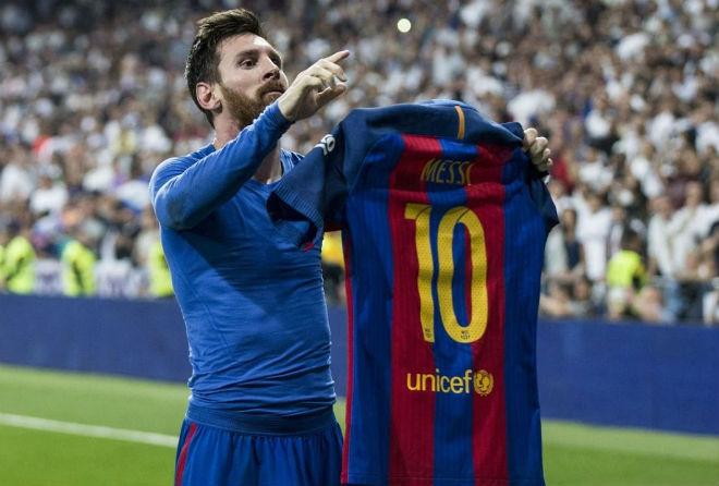 """Messi tịt ngòi, """"xịt"""" 11m: Viên đạn bọc đường đấu Real siêu kinh điển - 2"""