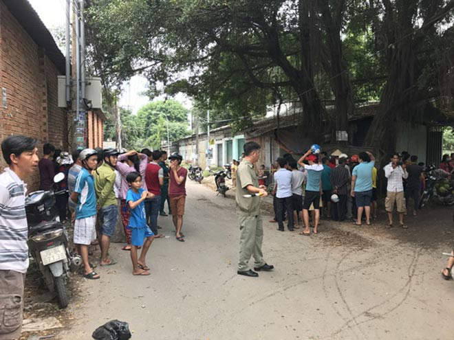 NÓNG: Đã bắt được hung thủ chặt đầu người bỏ thùng rác - 2