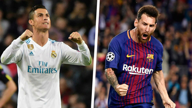 """Siêu kinh điển: Ronaldo ngông cuồng, Barca """"thách"""" Real vô địch La Liga - 2"""