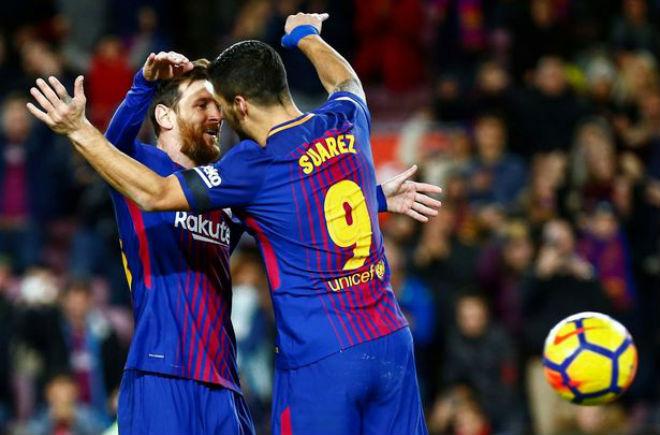 Tiêu điểm vòng 16 La Liga: Barca nhảy múa, Real run rẩy đá Siêu kinh điển 2