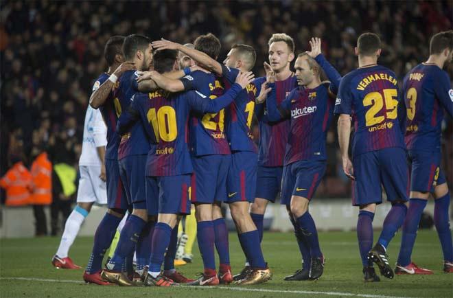 Barcelona - Deportivo: Ban bật siêu đẳng, tuyệt đỉnh thăng hoa 1