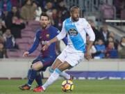 """Bóng đá - Ngày khoe Giày vàng, Messi siêu """"chân gỗ"""", hỏng cả 11m"""