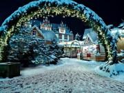 Du lịch - Muốn đón Noel theo cách truyền thống không thể bỏ qua những điểm đến này