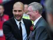 """Bóng đá - Man City """"thưởng"""" Pep 100 triệu bảng: Xây đế chế như MU - Sir Alex"""