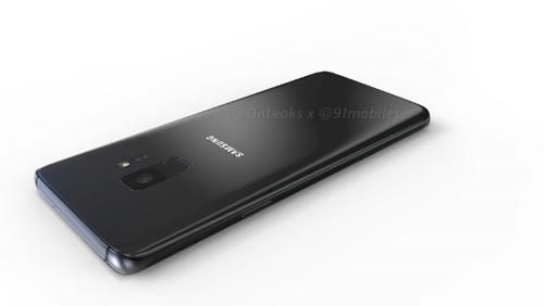 Samsung Galaxy S9 sẽ được trang bị viên pin 3.200 mAh - 2