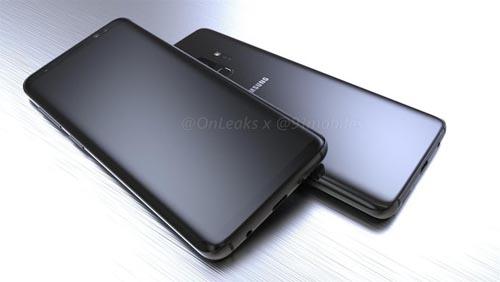 Samsung Galaxy S9 sẽ được trang bị viên pin 3.200 mAh - 1