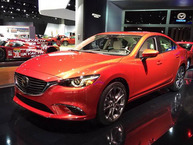 Mazda6 đang thanh lý với giá chỉ 830 triệu đồng