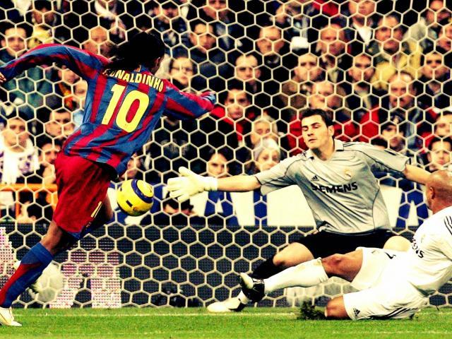 Real đấu Siêu kinh điển: Bale không giúp Ronaldo hạ Barca sẽ ra đường 4