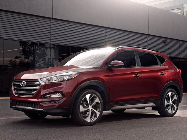 Hyundai Tucson 2018 cải tiến, đối đầu Mazda CX-5 - 1