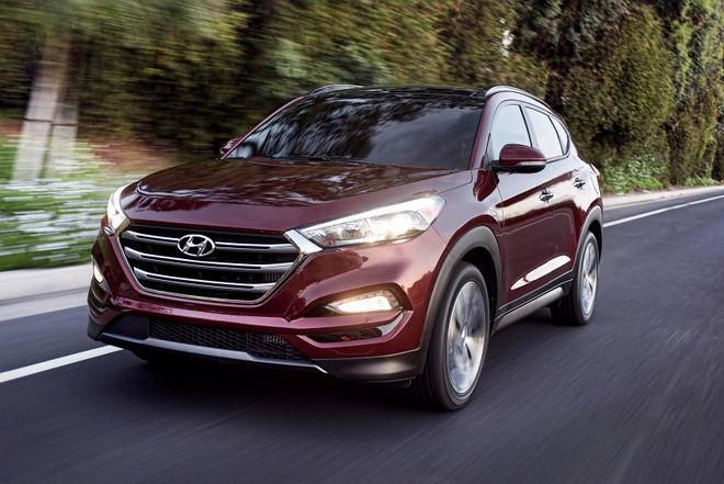 Hyundai Tucson 2018 cải tiến, đối đầu Mazda CX-5 - 3