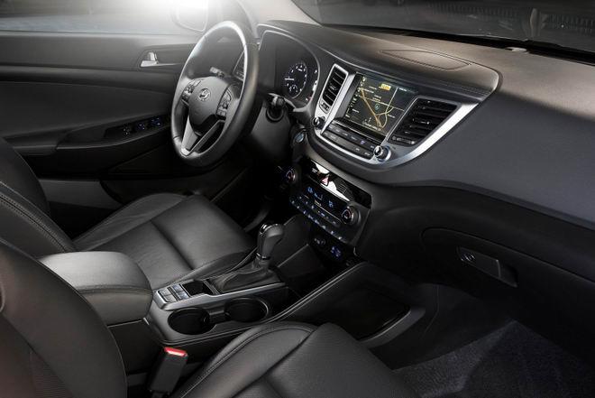 Hyundai Tucson 2018 cải tiến, đối đầu Mazda CX-5 - 2