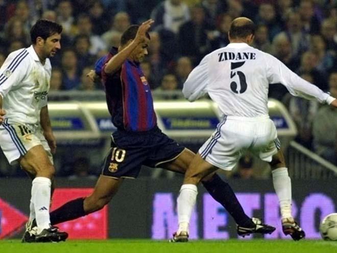 Raul thư hùng Rivaldo: Trận Siêu kinh điển khiến Messi - Ronaldo bái phục