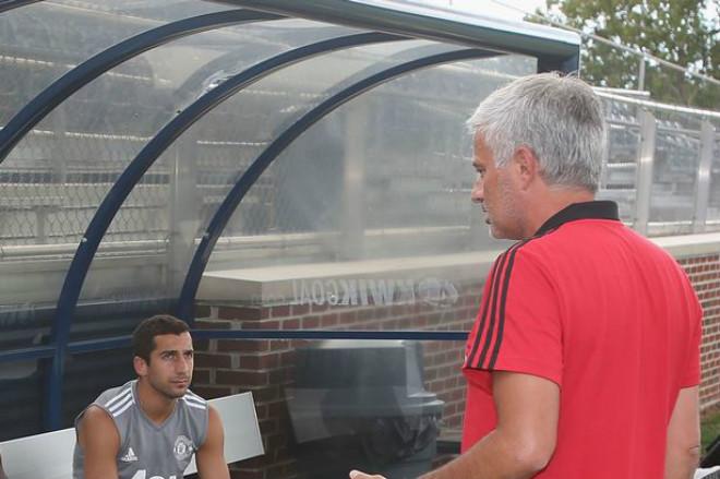 MU đấu Bristol: Mkhitaryan trở lại, Mourinho không dám khinh địch 1