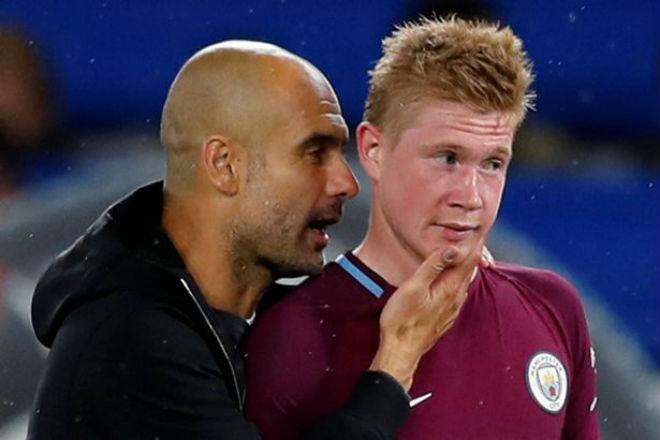 Bom tấn chuyển nhượng: Real, PSG săn De Bruyne 150 triệu bảng, Man City làm gì? 2