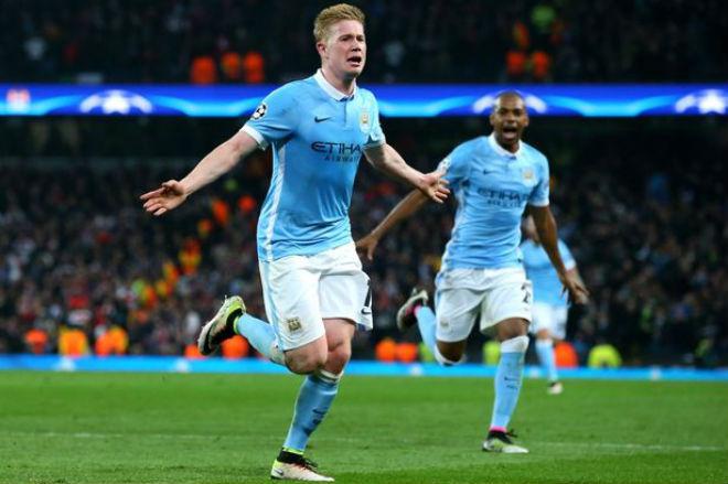 Bom tấn chuyển nhượng: Real, PSG săn De Bruyne 150 triệu bảng, Man City làm gì?