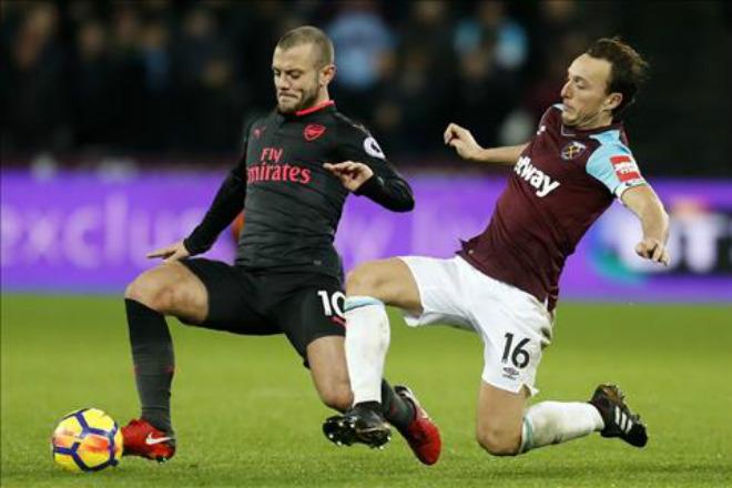 Chi tiết Arsenal - West Ham: Những phút cuối nhàn nhã (KT) 7