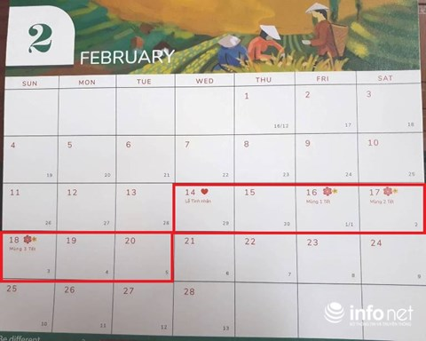 Tiền lương ngày nghỉ Tết Dương lịch và Âm lịch 2018 được tính thế nào?