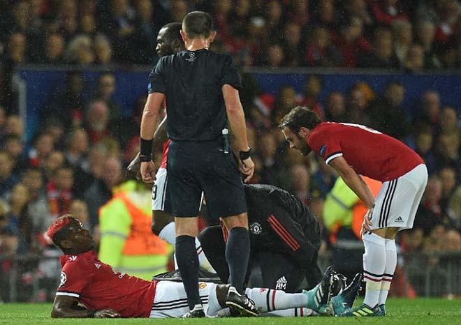 Trại thương binh MU: Mourinho cay nghiệt, hại trò và hại mình 2