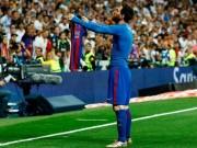 """Bóng đá - Messi phơi áo ở """"Siêu kinh điển"""": Bernabeu chết lặng, Ronaldo câm nín"""
