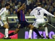 Bóng đá - Raul thư hùng Rivaldo: Trận Siêu kinh điển khiến Messi - Ronaldo bái phục