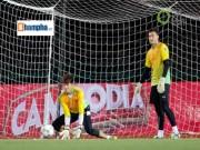 Bóng đá - U23 Việt Nam: Thầy trò Park Hang Seo đón nắng ấm, đau đầu vì chấn thương