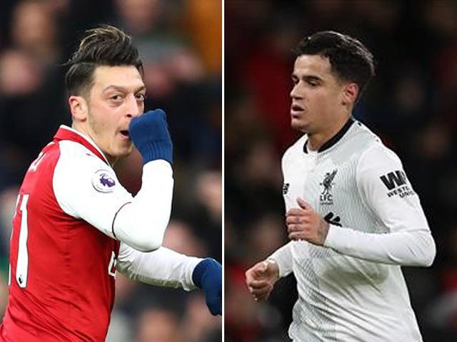 """Ngoại hạng Anh trước vòng 19: Arsenal đại chiến Liverpool, MU gặp vật cản """"cứng đầu"""" 10"""