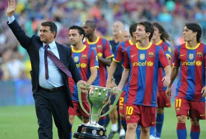 Nhà vô địch vĩ đại: Song tấu thù địch Messi - Ibra và sự thống trị của Barca