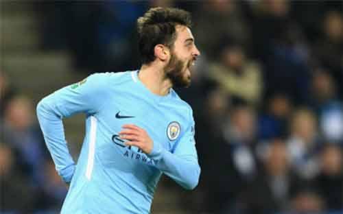 Chi tiết Leicester City - Man City: Vardy & Mahrez tội đồ (KT) 3