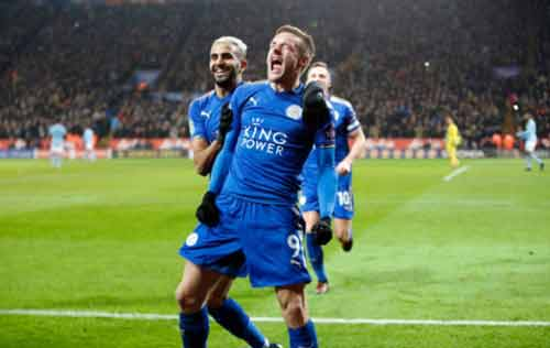 Chi tiết Leicester City - Man City: Vardy & Mahrez tội đồ (KT) 4