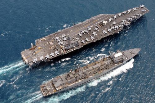 Quốc gia gần Triều Tiên khiến Mỹ phải điều thêm tàu sân bay?