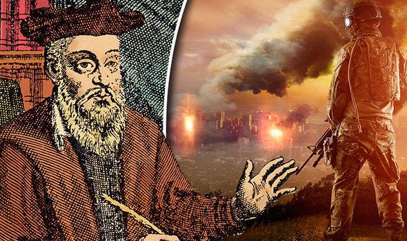 Nhà tiên tri Nostradamus dự đoán u ám về năm 2018? - 2