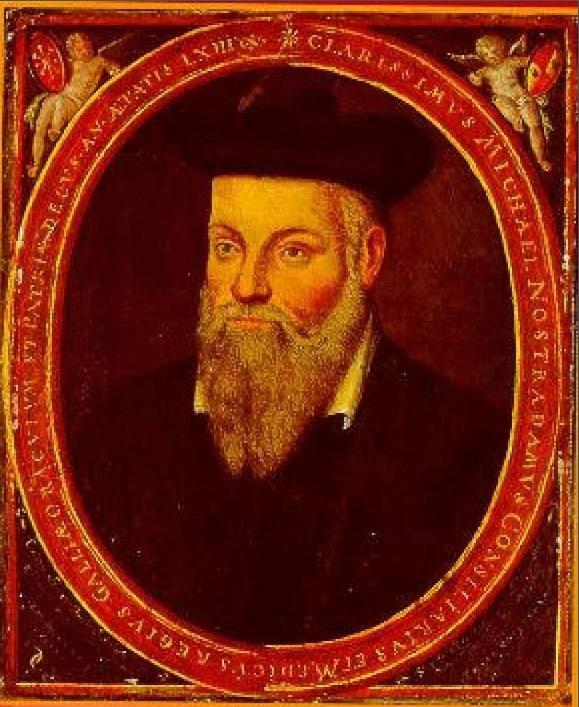 Nhà tiên tri Nostradamus dự đoán u ám về năm 2018? - 3