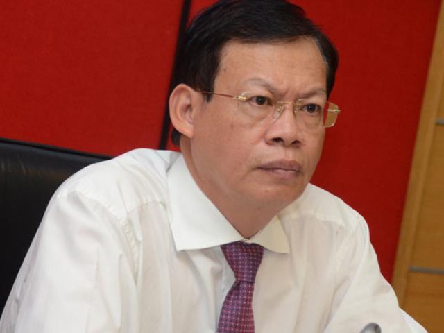 Ông Phùng Đình Thực từng vi phạm trong nhận xét Trịnh Xuân Thanh