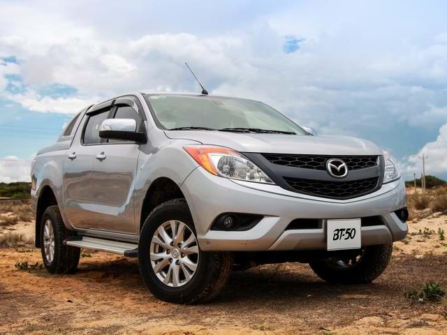 Giá Mazda BT-50 MT còn 592 triệu đồng, rẻ nhì Việt Nam - 1