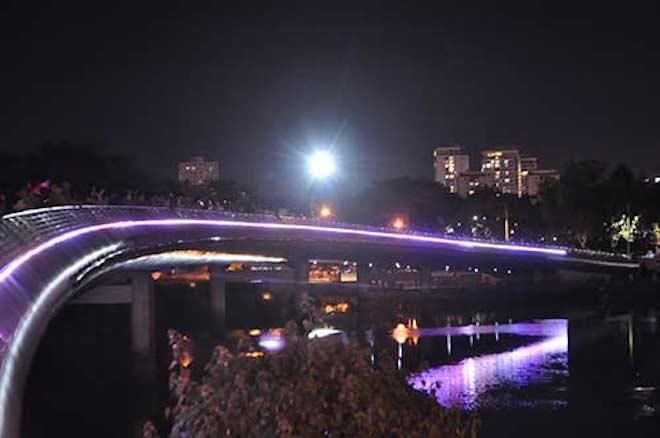 """Dẫn """"gấu"""" đi chơi Noel tại 8 địa điểm lãng mạn nhất Sài Gòn - 2"""