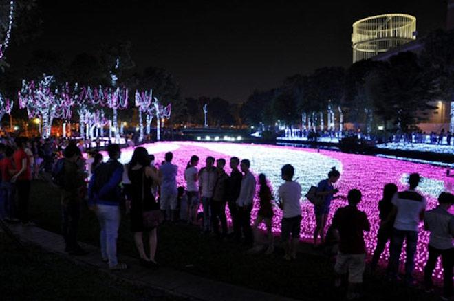 """Dẫn """"gấu"""" đi chơi Noel tại 8 địa điểm lãng mạn nhất Sài Gòn - 9"""