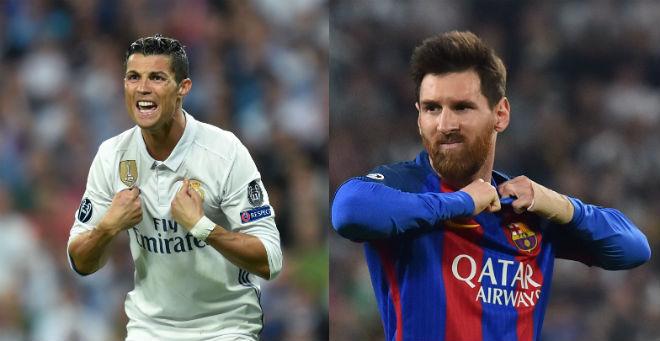 """Messi – Ronaldo đua """"Vua phá lưới châu Âu"""": Phán xử ở Siêu kinh điển"""