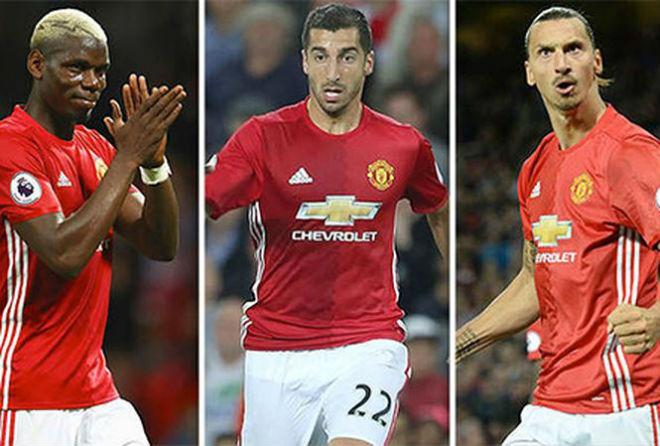 """Bristol City – MU: Pogba trở lại, """"Quỷ đỏ"""" quyết hạ """"ngựa ô"""" 1"""