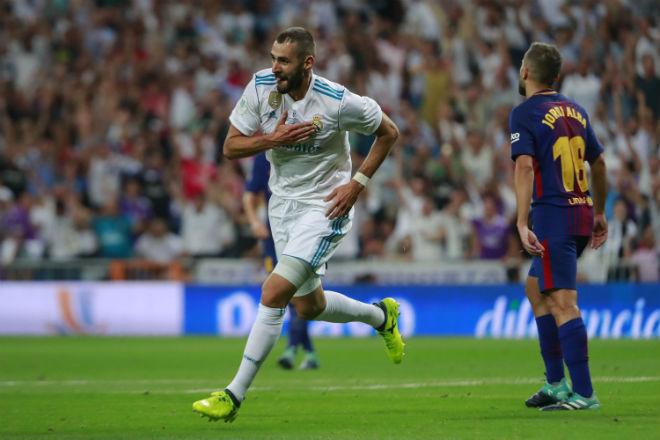 Siêu kinh điển Real – Barca: Ngôi sao Ronaldo - Messi, đừng quên Benzema - 1