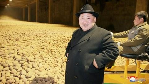 Tháng 3/2018, người dân Triều Tiên sẽ gặp nạn đói trầm trọng?