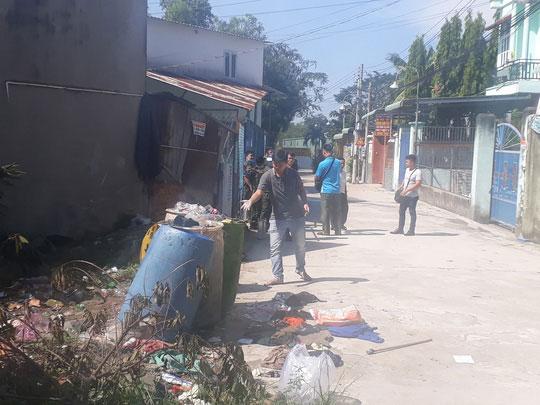 Thêm tình tiết mới vụ phân xác chồng, bỏ thùng rác