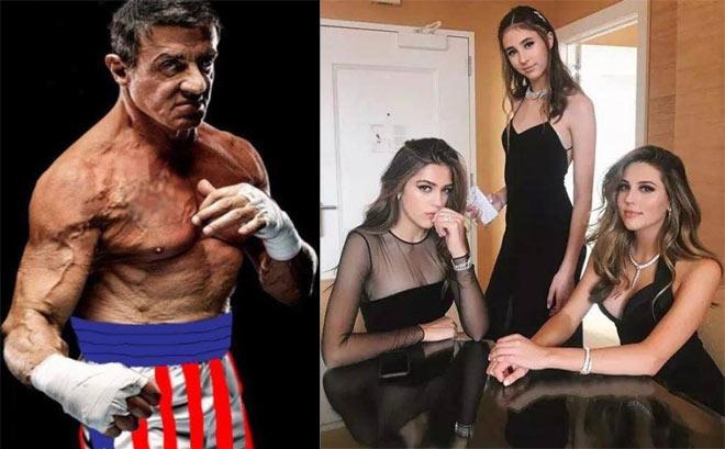 "Ái nữ của ""2 vua boxing"", Mike Tyson - Rocky Balboa: Núi cao & vực thẳm 2"