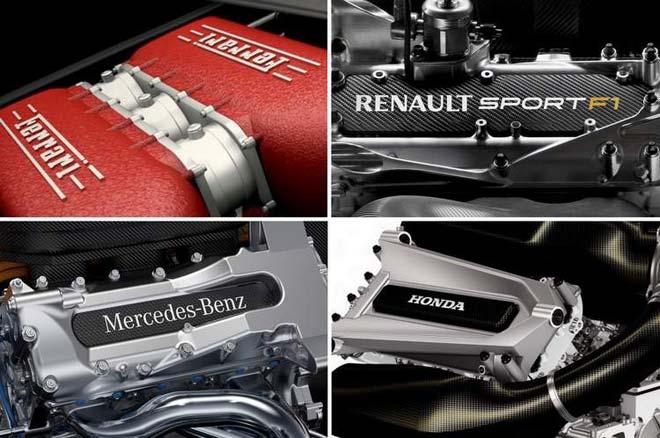 """Đua xe F1: Tăng cường sức mạnh """"trái tim"""", cơn đau đầu cho tất cả 3"""