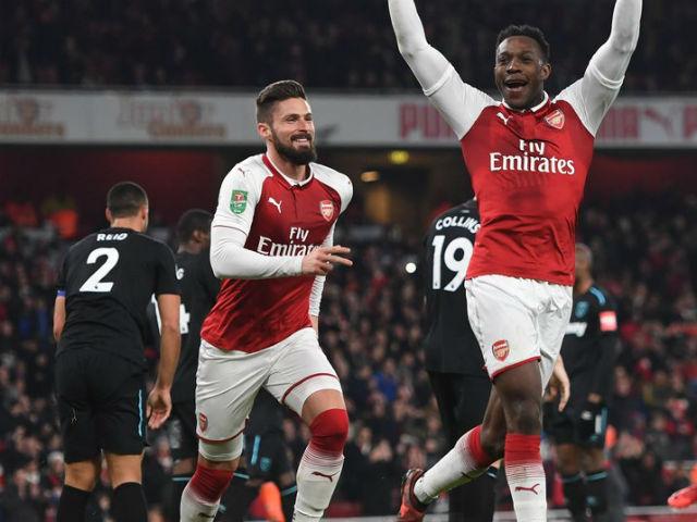 Arsenal - West Ham: Phút xuất thần của cựu sao MU 2