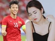 """Bạn trẻ - Cuộc sống - Cô gái đẹp nhất thành Vinh """"đốn tim"""" trung vệ Quế Ngọc Hải"""